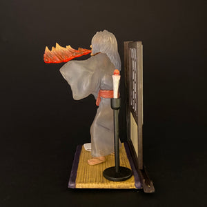Hifuki onna the fire breathing woman from 100 yokai tales
