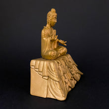 Load image into Gallery viewer, Shaka Nyorai (gold)
