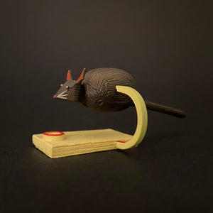 Komekui nezumi the rice-eating mouse