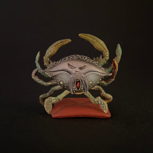 kani bōzu the crab monk