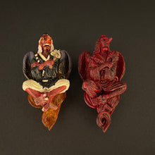 Load image into Gallery viewer, Tengu netsuke (unpainted)