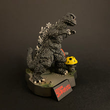 Load image into Gallery viewer, Godzilla vs. Gigan diorama