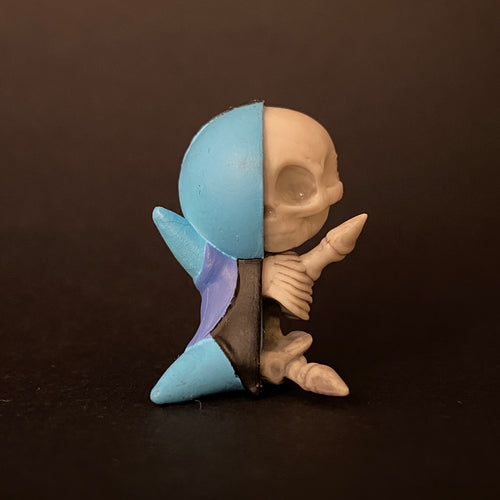 bobo skeleton (blue)