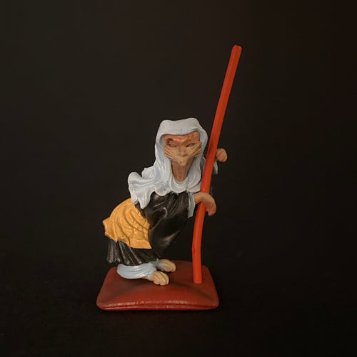 Haku zousu the white fox monk