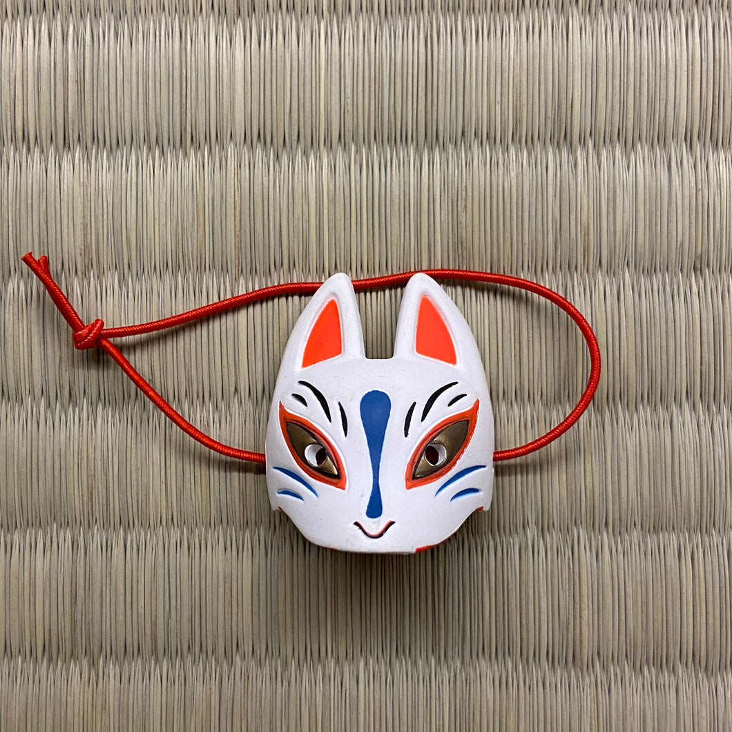 Kitsune mask (white)