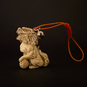 Komainu the guardian dog