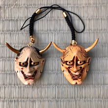 Load image into Gallery viewer, hannya netsuke (painted)