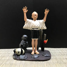 Load image into Gallery viewer, Hitotsume kozō the one eye kid monk from 100 yokai tales