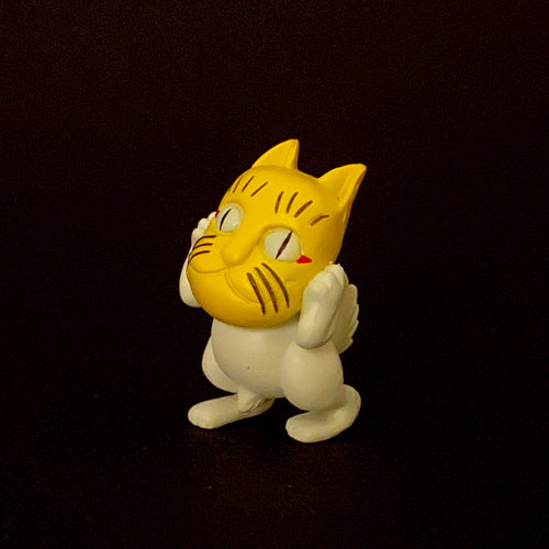 bakeneko cat with a mask (small)