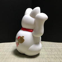 Load image into Gallery viewer, Maneki Neko (white)