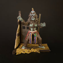 Load image into Gallery viewer, Ikkaku daiō the one horned great king from 100 yokai tales