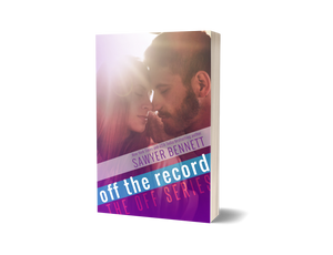 Off the Record - Signed Paperback