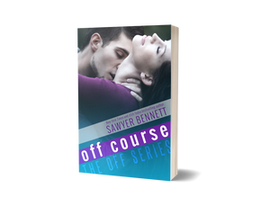 Off Course - Signed Paperback