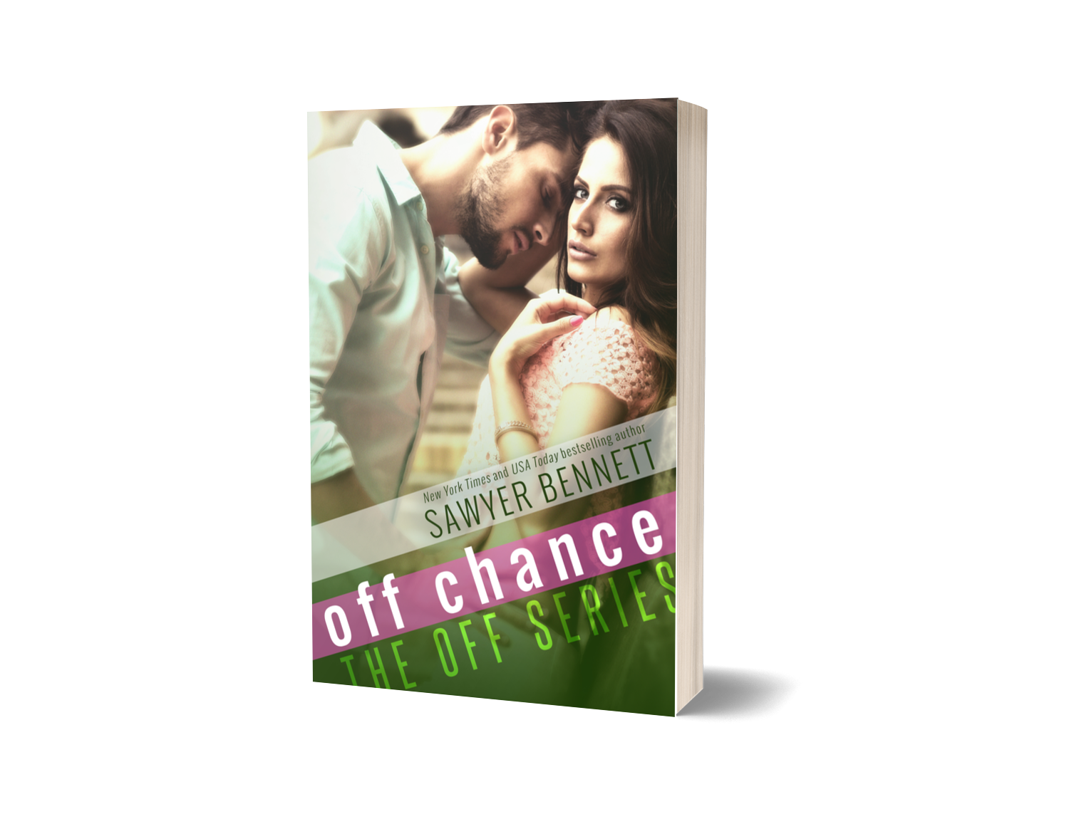 Off Chance - Signed Paperback