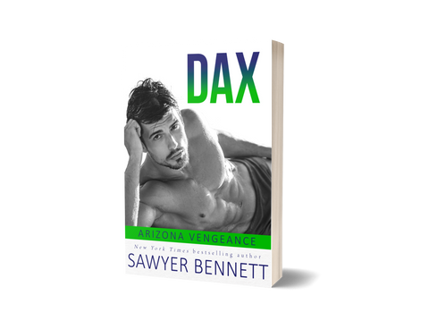 Dax - Signed Paperback