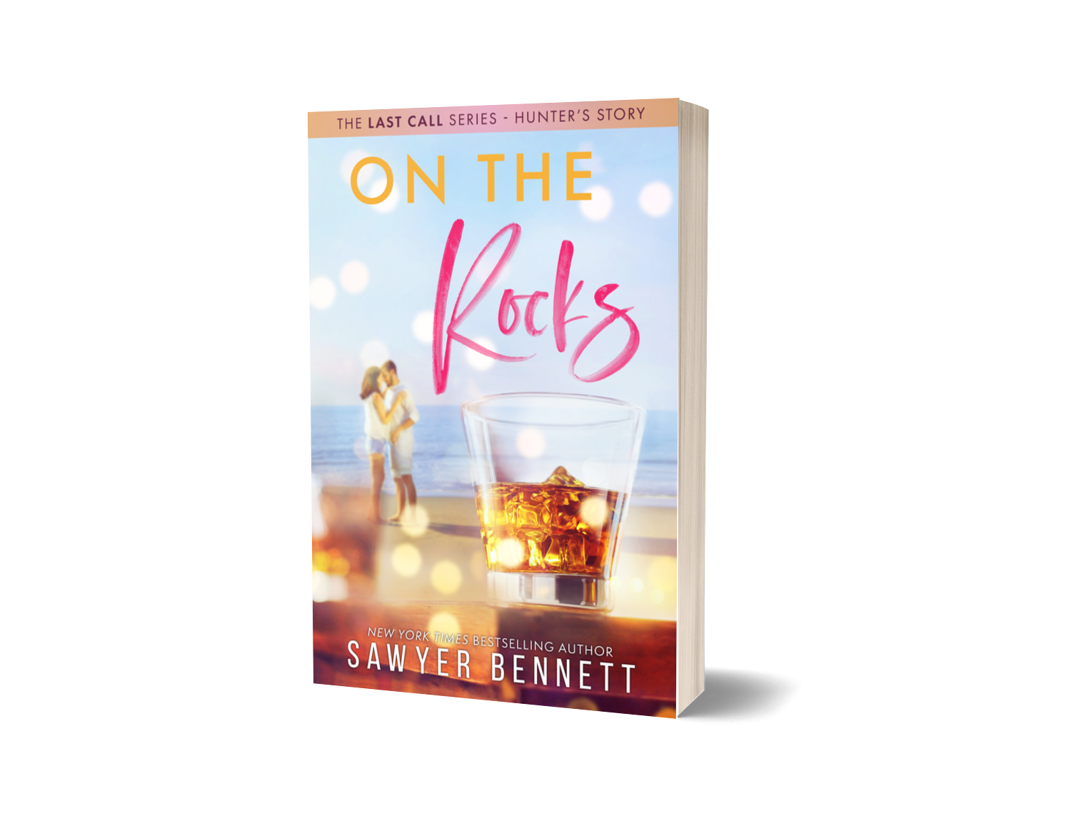 On the Rocks - Signed Paperback