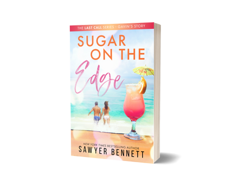 Sugar on the Edge - Signed Paperback