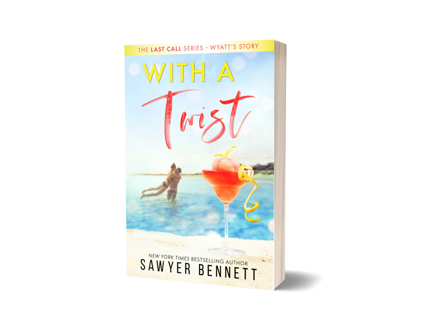 With a Twist - Signed Paperback
