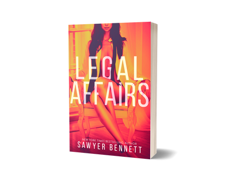 Legal Affairs - Signed Paperback