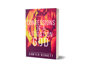 Confessions of a Litigation God - Signed Paperback