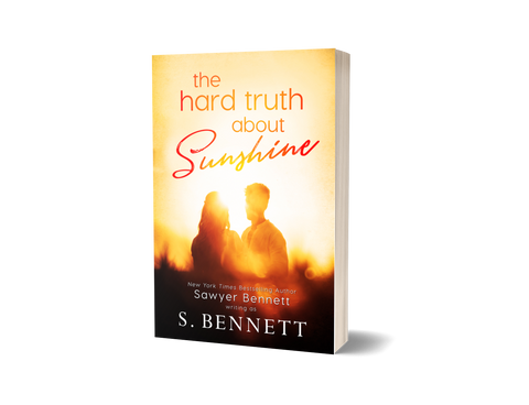 The Hard Truth About Sunshine - Signed Paperback