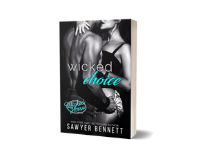 SALE! Wicked Choice - Signed Paperback