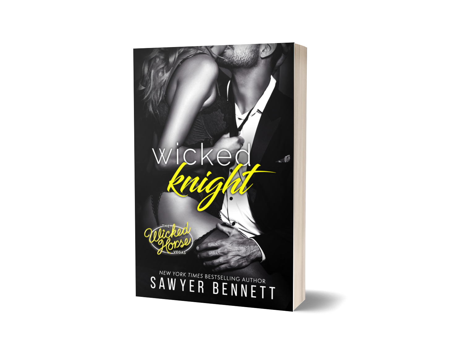 Wicked Knight - Signed Paperback