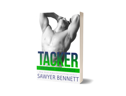 Tacker - Signed Paperback (This title does not release until 11/5. Shipping will occur on or around that date.)
