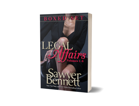 Legal Affairs - ORIGINAL COVER