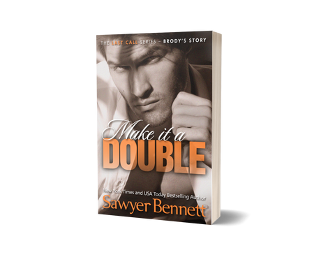 Make It a Double (original cover) - Signed Paperback