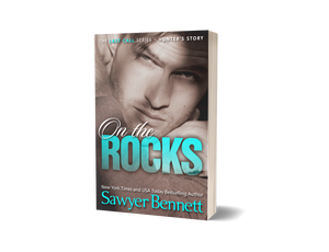 On the Rocks (original cover) - Signed Paperback