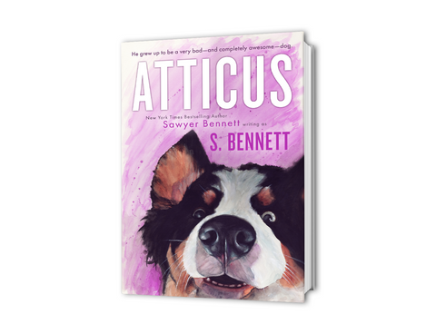 Atticus - Signed Hard Cover