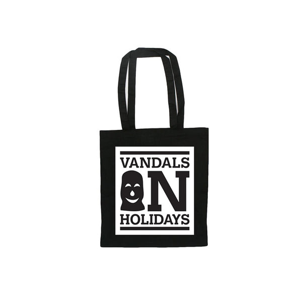 Vandals on Holidays Logo Tote