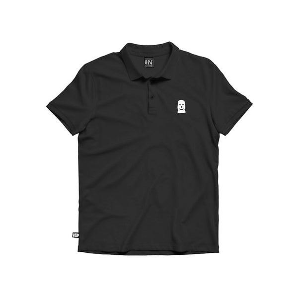 Vandals on Holidays Black Polo