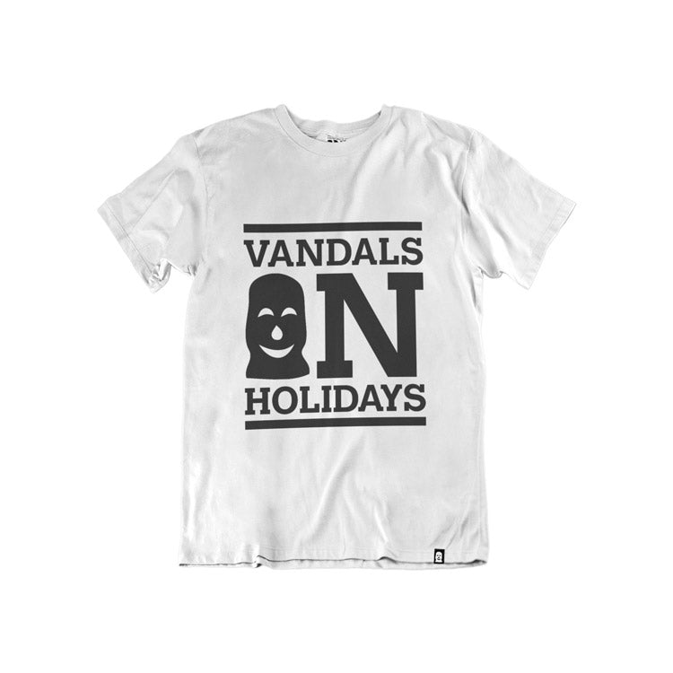 Vandals on Holidays White Classic