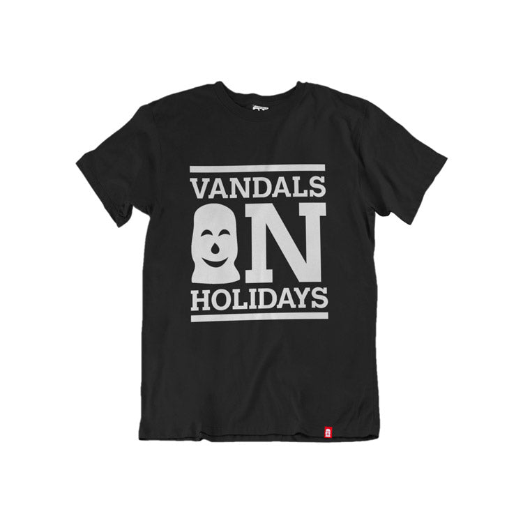 Vandals on Holidays Black Classic