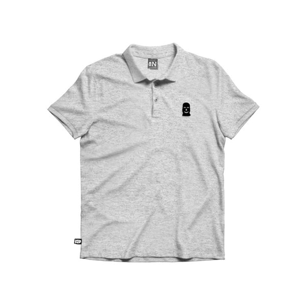 Vandals on Holidays Grey Polo