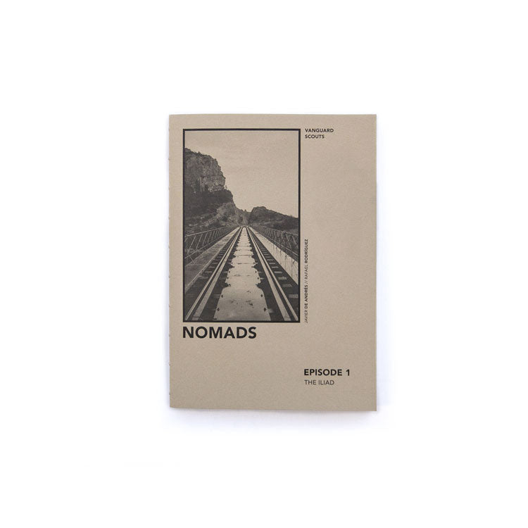 Nomads. Ep1: The Iliad