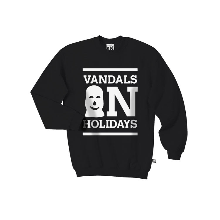 Vandals on Holidays Classic Sweat