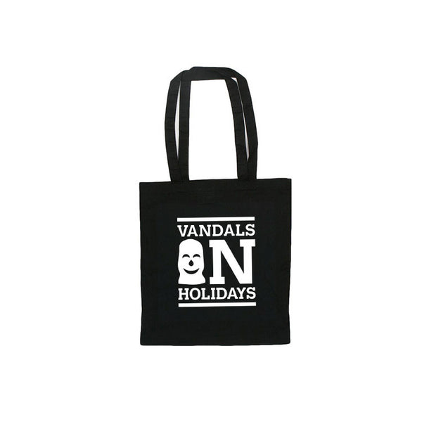 Vandals on Holidays Organic White