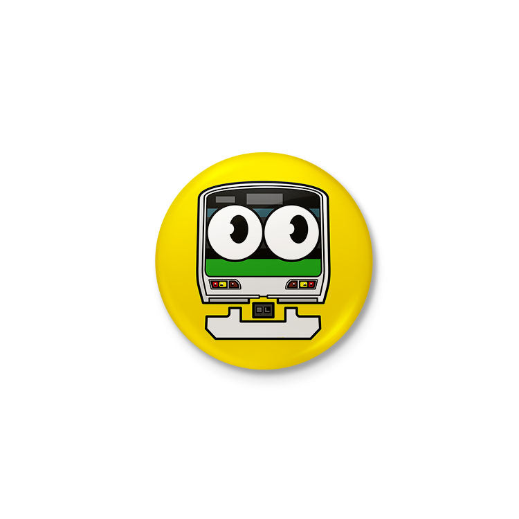 Yamanote Badge Pin
