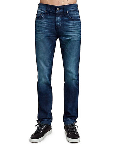 True Religion Ankle Button Rocco Skinny Jean