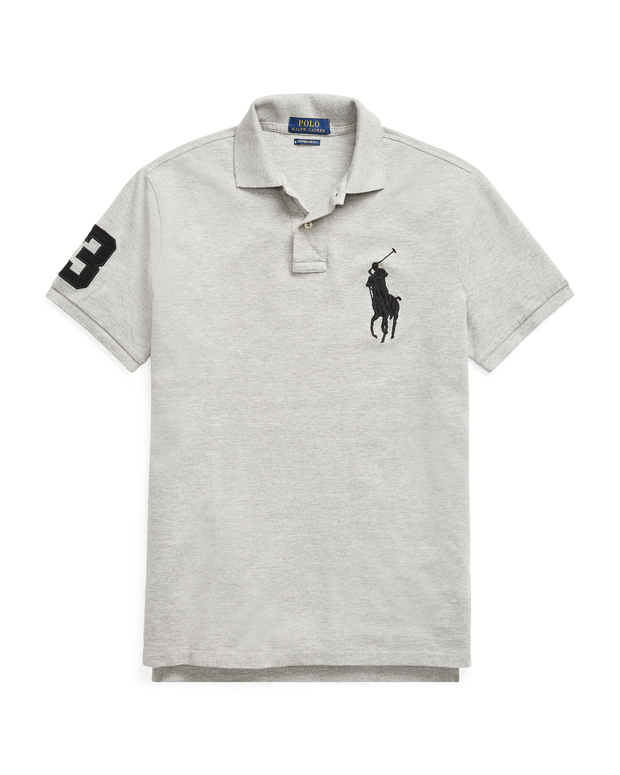 Ralph Lauren Custom Slim Fit Big Pony Polo Shirt