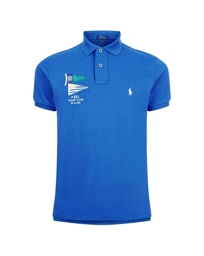 Ralph Lauren Custom-Fit Yacht Club Mesh Polo Shirt
