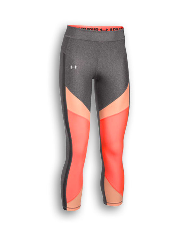 Under Armour HeatGear® Color Blocked Ankle