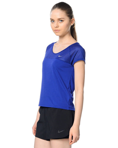 Nike Run Fast Short-Sleeve Shirt
