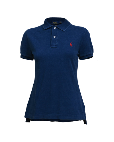 Ralph Lauren Skinny Fit Mesh Polo Shirt