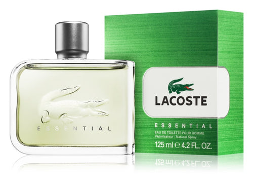 EAU DE TOILETTE ESSENTIAL BY LACOSTE
