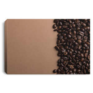 Simple Coffee Bean Canvas (2019) - W.I.S.E. Family Coffee