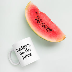 Daddy's Go-GO Juice Coffee Mug